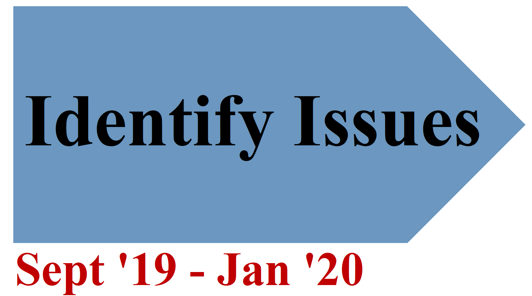Identify Issues